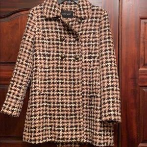 Nine West Tweed pea coat